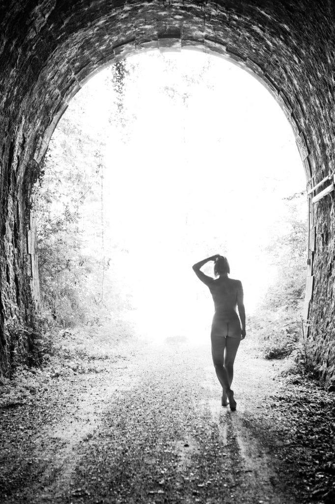 Light hope Christine Spring Nude Photography