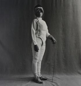 Gertrud Fencing Champion
