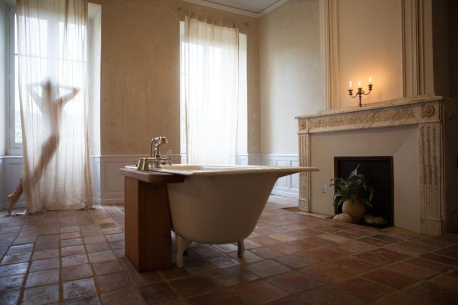 Yobaba Bathroom Bliss France Lounge Yoga Christine Spring