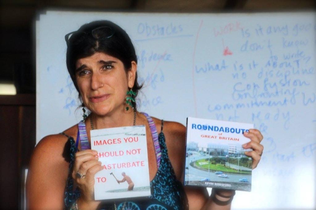 Retreat teaching author writing Joanne Fedler Soul