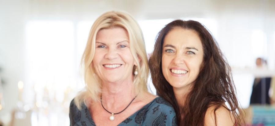 Heather Albrecht Jo Wagstaff mindfulness